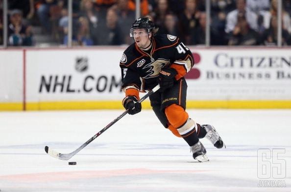 Vatanen on Ducksin oma varaus vuodelta 2009.