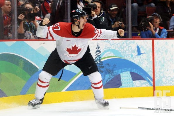 Sidney Crosbyn olympiatuuletukset saattavat olla ohi.