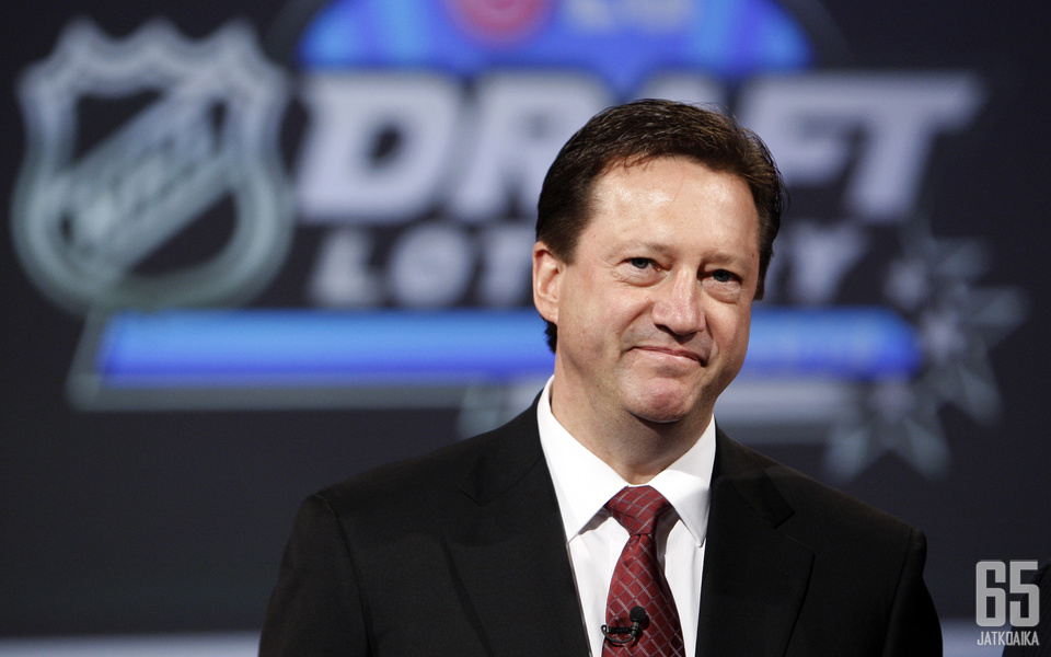 Tambellini on viimeisen varauksen Oilersin toimitusjohtajana varannut.