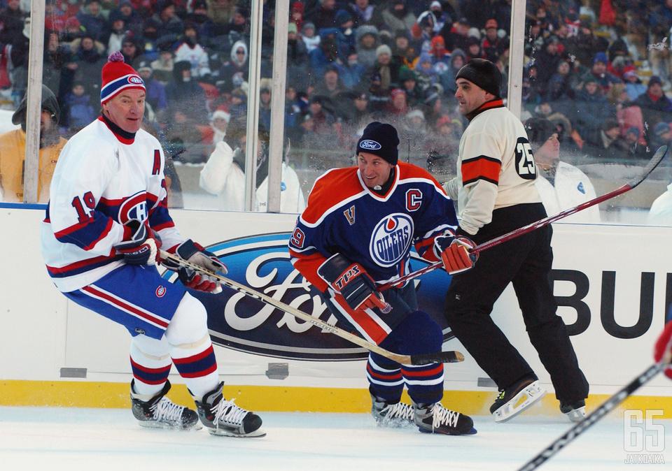 Wayne Gretzky palaa takaisin Oilersiin, tällä kertaa toimiston puolelle.