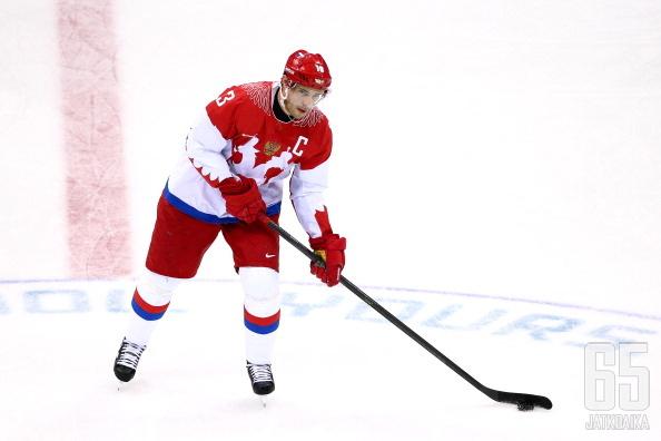Sotšissa Pavel Datsjukin kipparoima Venäjä joutui pettymään karvaasti - toistuuko sama jälleen?