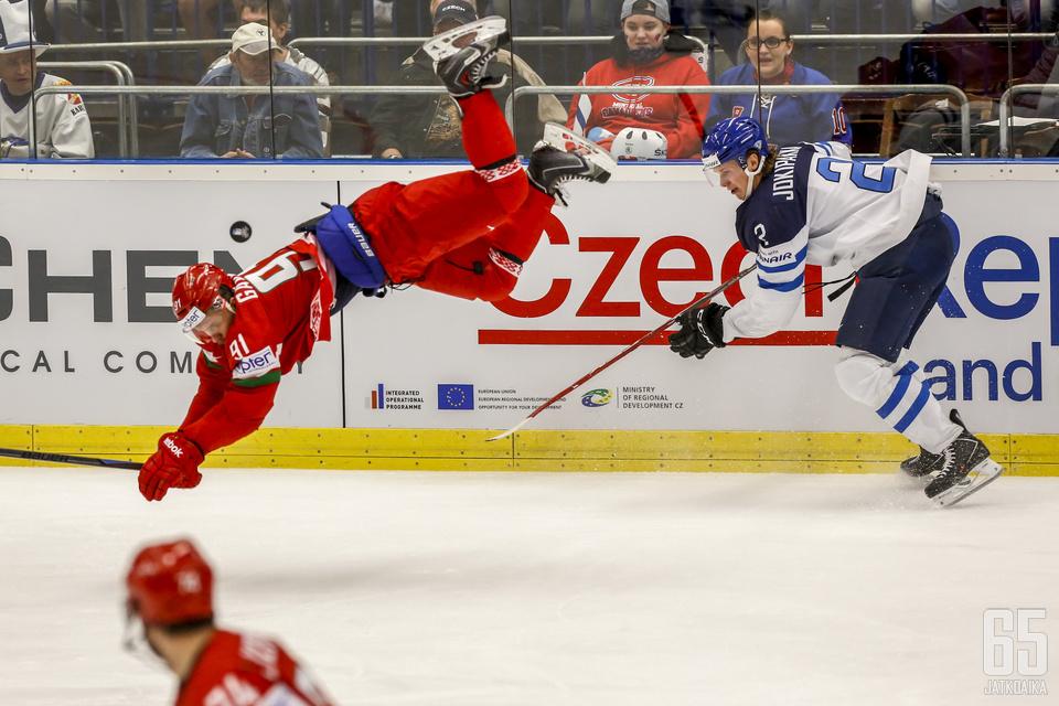 Sportin uusi vahvistus pelasi lennokkaasti Suomea vastaan kevään MM-kisoissa.