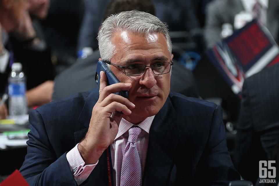 Ron Francis on saamassa uuden NHL-joukkueen GM:n vastuun.