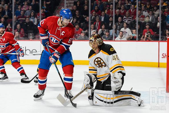 Pacioretty on Canadiensin toiseksi paras maalintekijä.