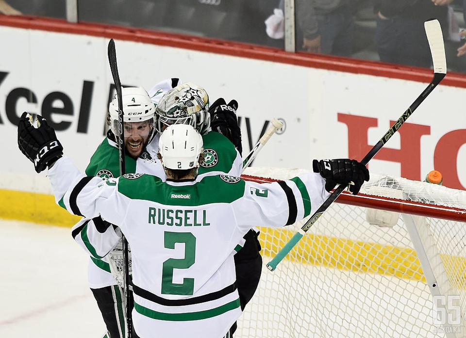 Kris Russellin kotikonnut vaihtuvat Dallasista takaisin Kanadaan.