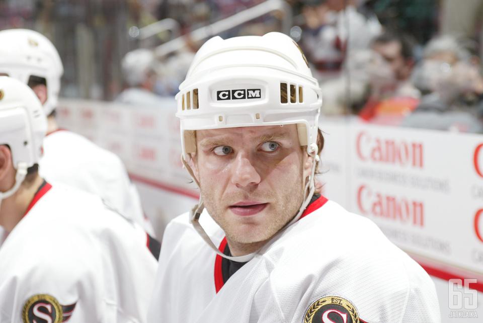 Vaclav Varadan peliura kattoi lähes 500 NHL-ottelua.