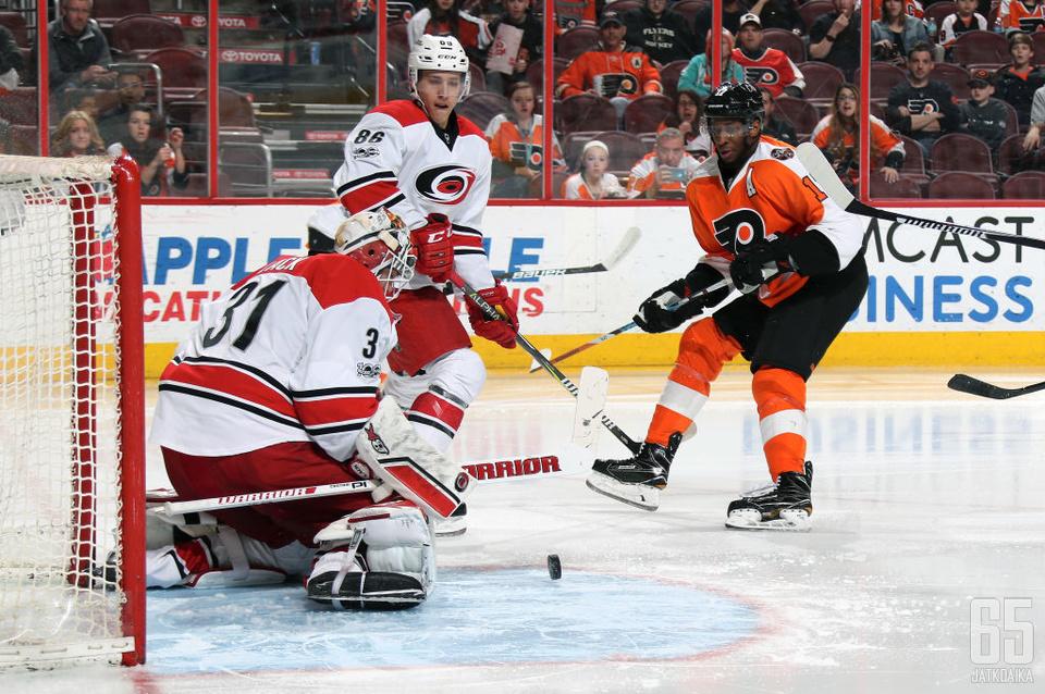 Calgary Flames on Eddie Läckin kolmas NHL-seura kahden vuoden sisään.