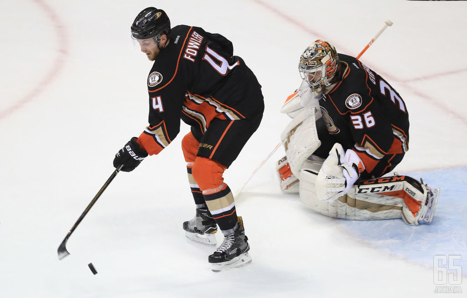 Ducks-puolustus sai Fowlerista pitkäaikaisen isännän.