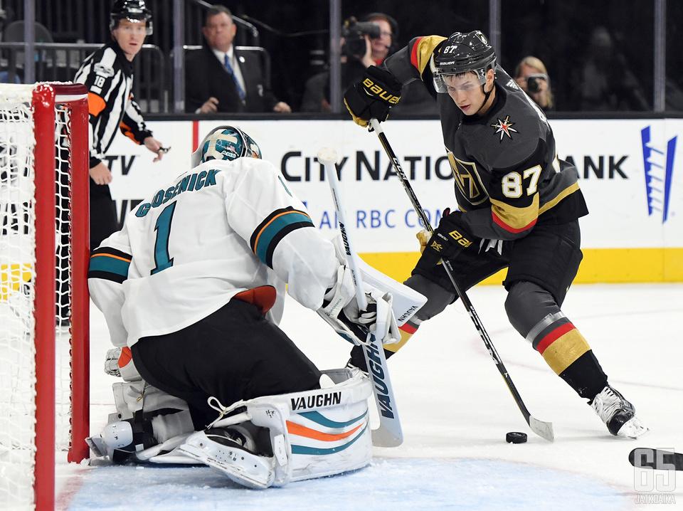 KHL-tähden ura NHL:ssä oli lyhyt ja kivinen, eikä siitä jäänyt paljonkaan näytettävää.