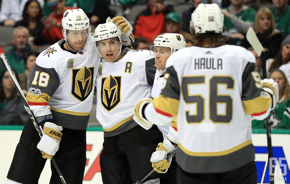 Vegas Golden Knights ylitti kaikki odotukset.