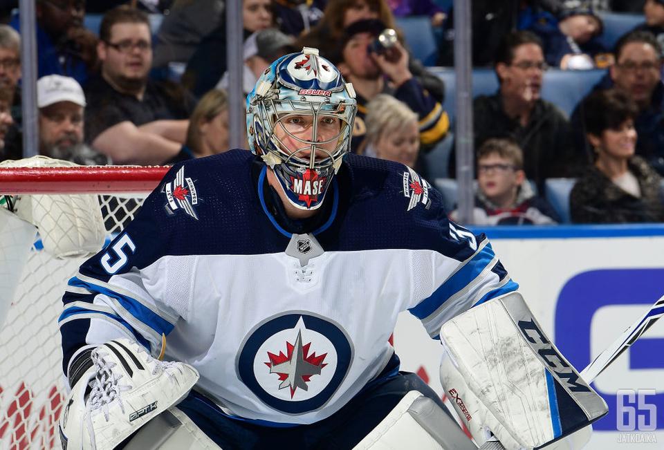 Mason on pelannut NHL-jäillä viimeksi tammikuun 9. päivänä.