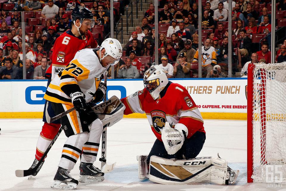 Hörnqvist on NHL:n parhaita maalineduspelaajia.