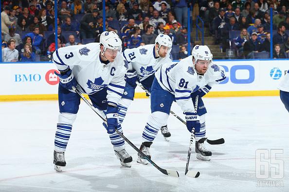 Maple Leafsilta odotetaan rohkeita kauppoja.