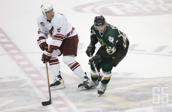 Polak on pelannut NHL-pelinsä Dallas Starsissa.