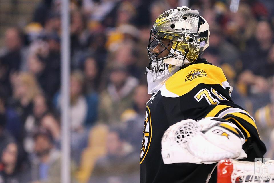 Subban pelasi viime kaudella Boston Bruinsin farmijoukkueessa Providencessa.