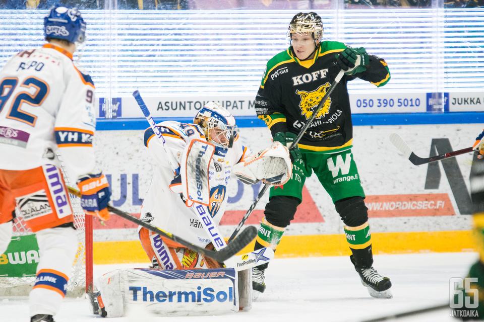 Ilves kaipaa Ville Meskasen maaleja paikalliskamppailussa.