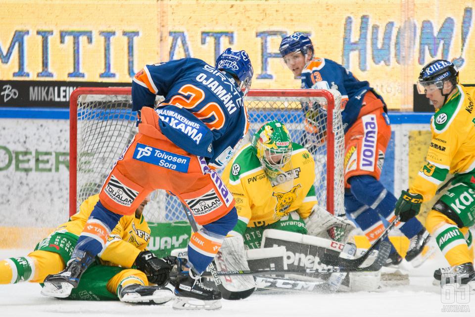 Tamperelaisjoukkueet ovat vastakkain sarja-avauksessa 14.9..