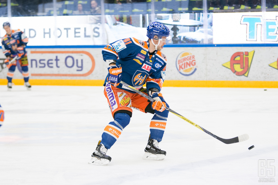 Peltola lähtee metsästämään jälleen Suomen mestaruutta.