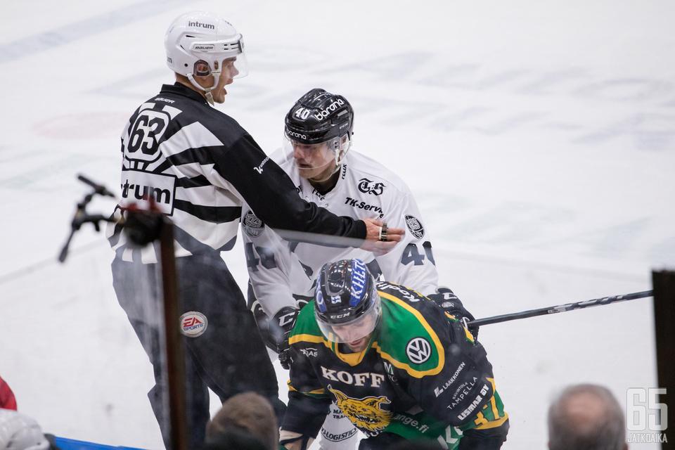 Thomas pelasi Ilveksessä vahvan koeajan, muttei jatka Tampereella.