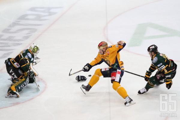 Jussi Pesonen tekee paluun Ilves-paitaan.