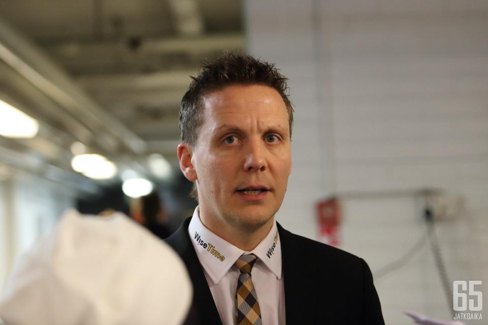 Marjamäki on Vuoden paras valmentaja.