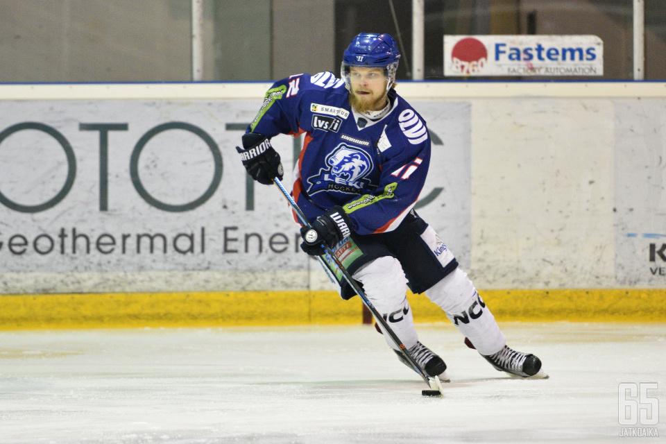 Rämö on pelannut viime kausina LeKissä.