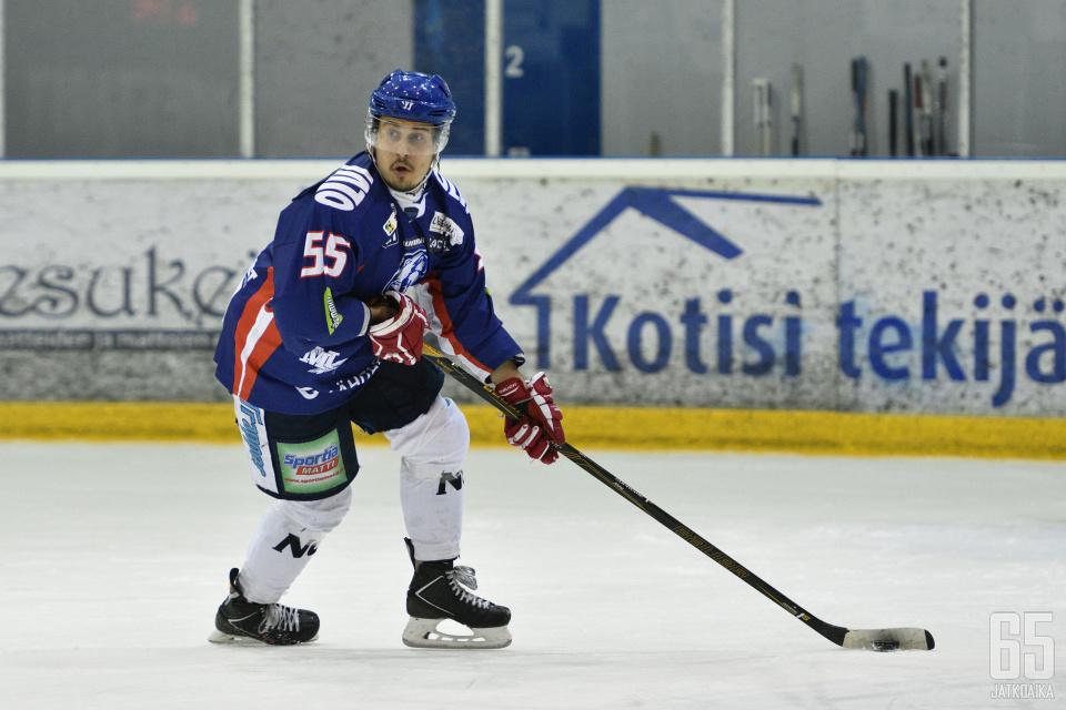 Lucenius palasi Tampereen seudulle.