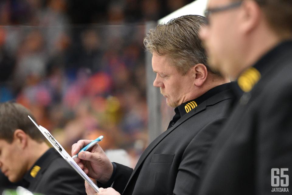 Pekka Virta valmennustiimineen puristi omistaan kaiken irti.