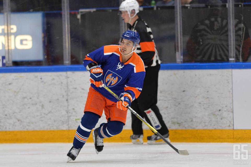 Zaborsky aloittaa jo kuudennen kautensa Suomessa.