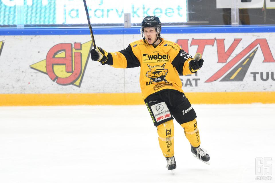 Kalle Maalahti vahvistaa kasvattiseuransa alakertaa myös tulevalla kaudella.