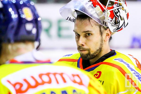Mika Norjalla on liigakokemusta HIFK:sta.