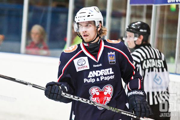 Tuomas Muhonen on pelannut muun muassa SaPKossa.