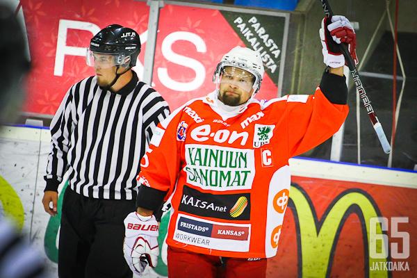 Jarkko Heikkinen on todelinen Hokki-legenda.