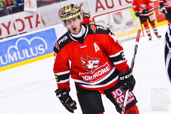Mikael Ruohomaa muuttaa Kuopioon.