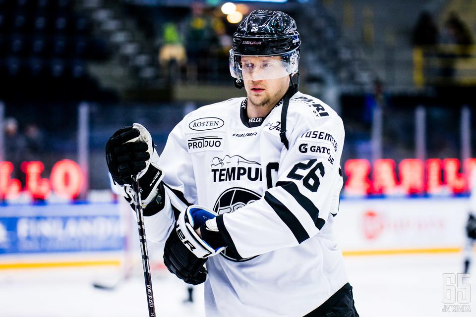 Lauri Korpikosken tilanne meni kurinpidon käsiteltäväksi.