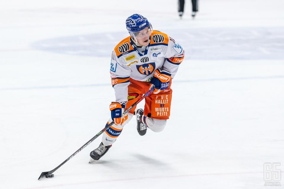 Patrik Virta tykitti ottelun lopulla voittomaalin.