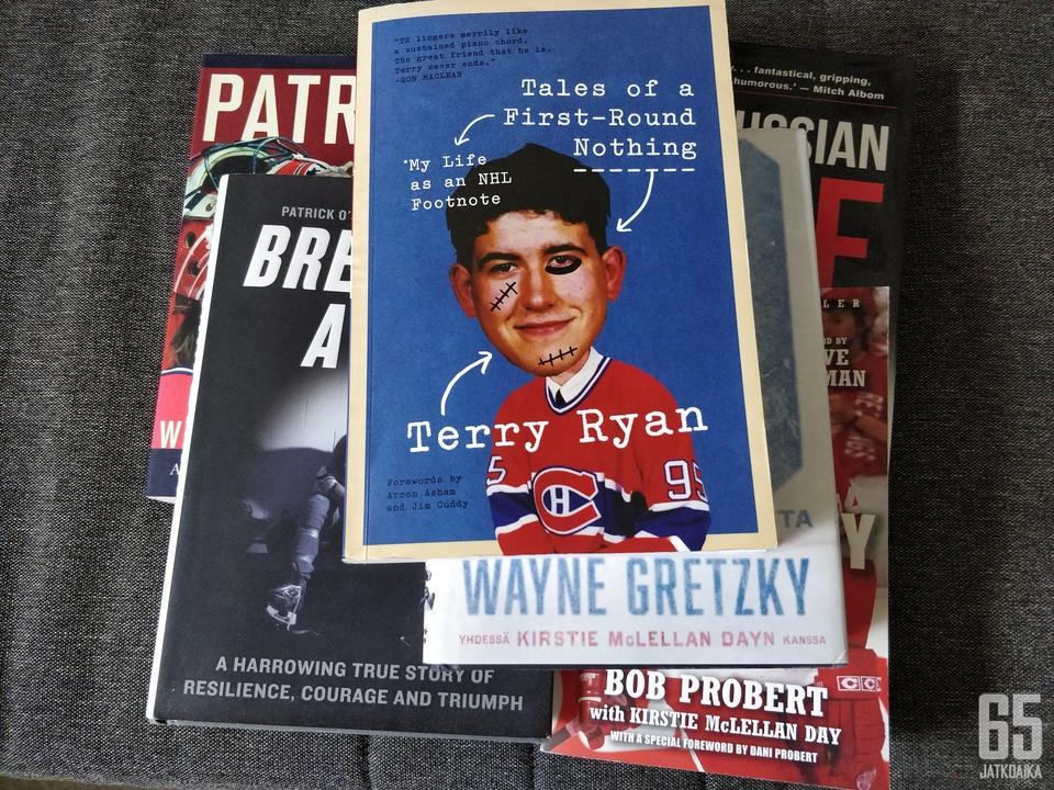 Terry Ryanin kirja on toistaiseksi saatavilla vain englanninkielisenä.