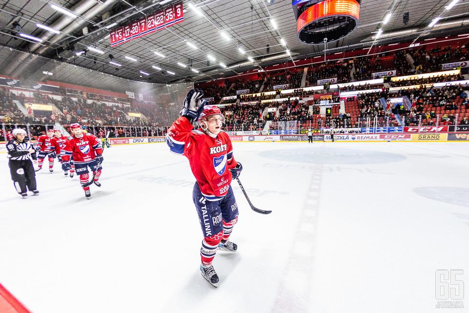 HIFK:n uuden kotihallin jättihanke sai tiistaina ensimmäistä kertaa tuulettamisen aihetta.