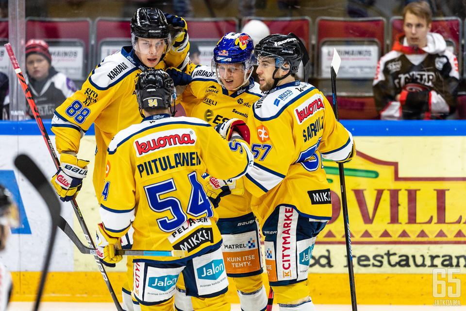 Jukurien ryhmä vahvistuu ruotsalaishyökkääjällä.