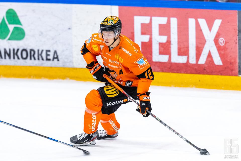 Kim Strömberg jättää KooKoon.