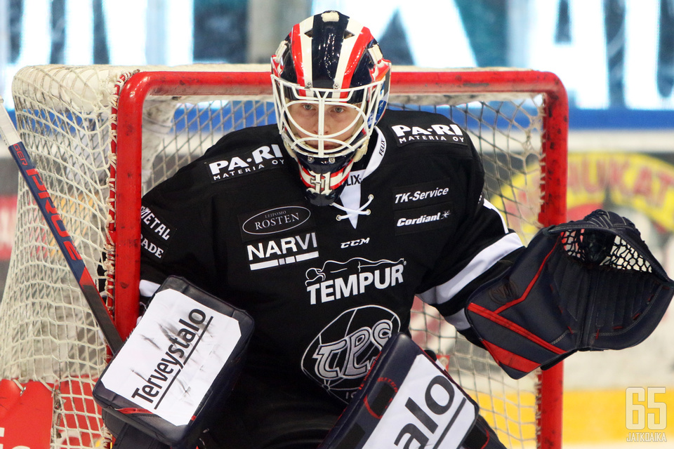 Julius Pohjanoksa nappasi yhden voiton TPS-paidassa jo kuluneella kaudella.