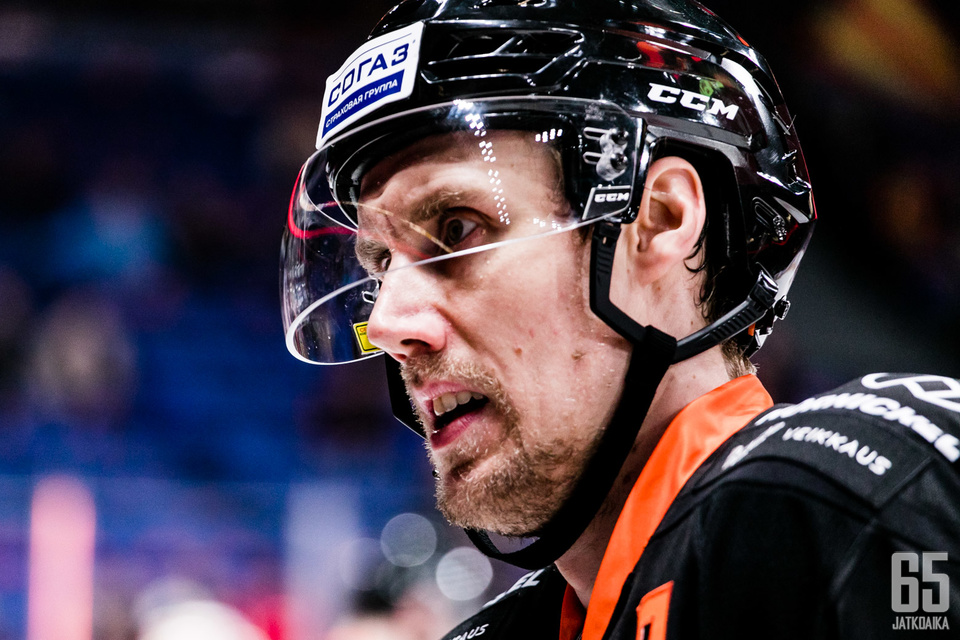 Marko Anttila saa kapteenin vastuun myös seurajoukkueessa.