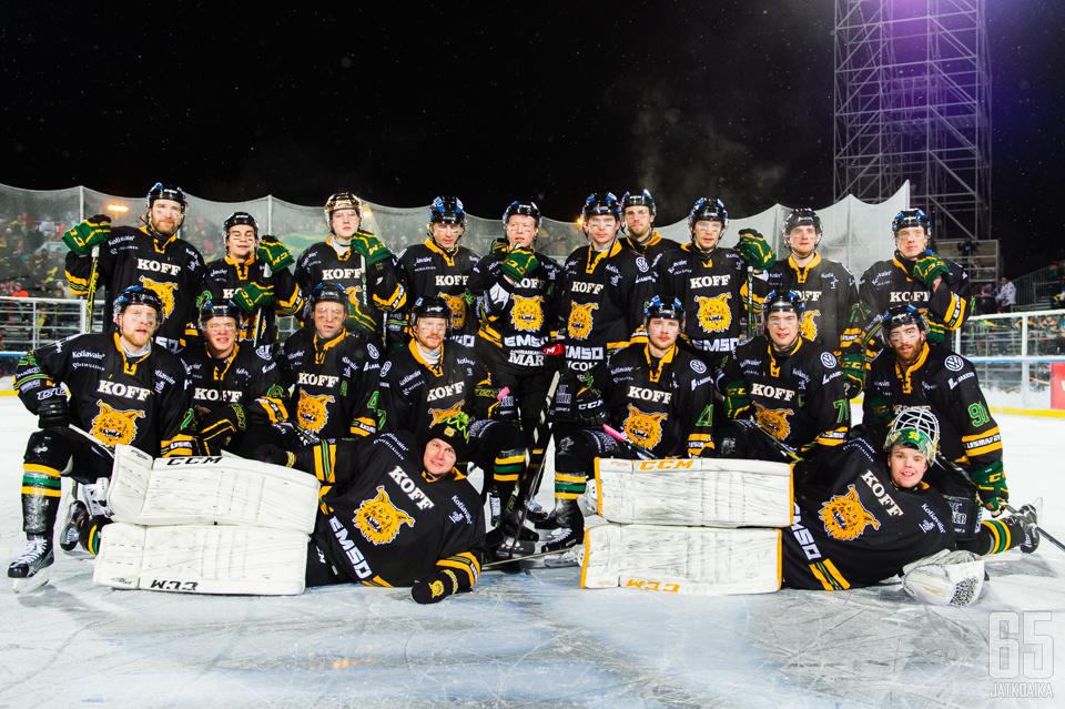 Ilves Hockey Oy