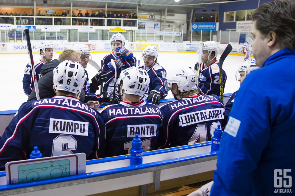 Valmennuksen ohjeet tarttuivat korviin ja moni LeKi-pelaaja pelasi positiivisen kauden.