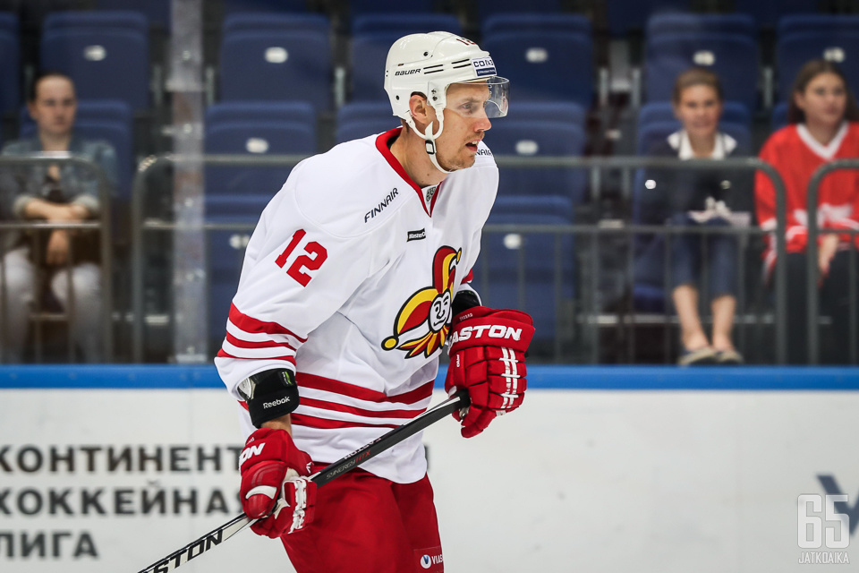 Olympialaisiin pääsy oli Marko Anttilalle yksi kauden tavoitteista.