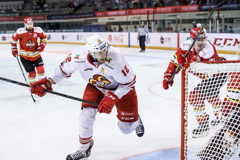 Marko Anttila iski Jokereiden voittomaalin toisessa ottelussa peräjälkeen.