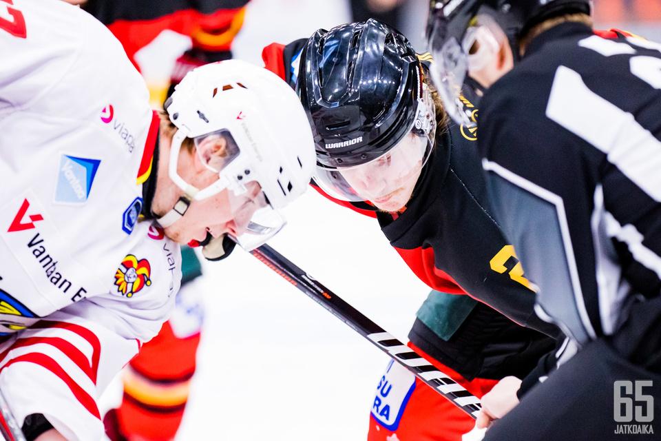 Kiekko-Vantaa on tehnyt neljä uutta pelaajasopimusta.