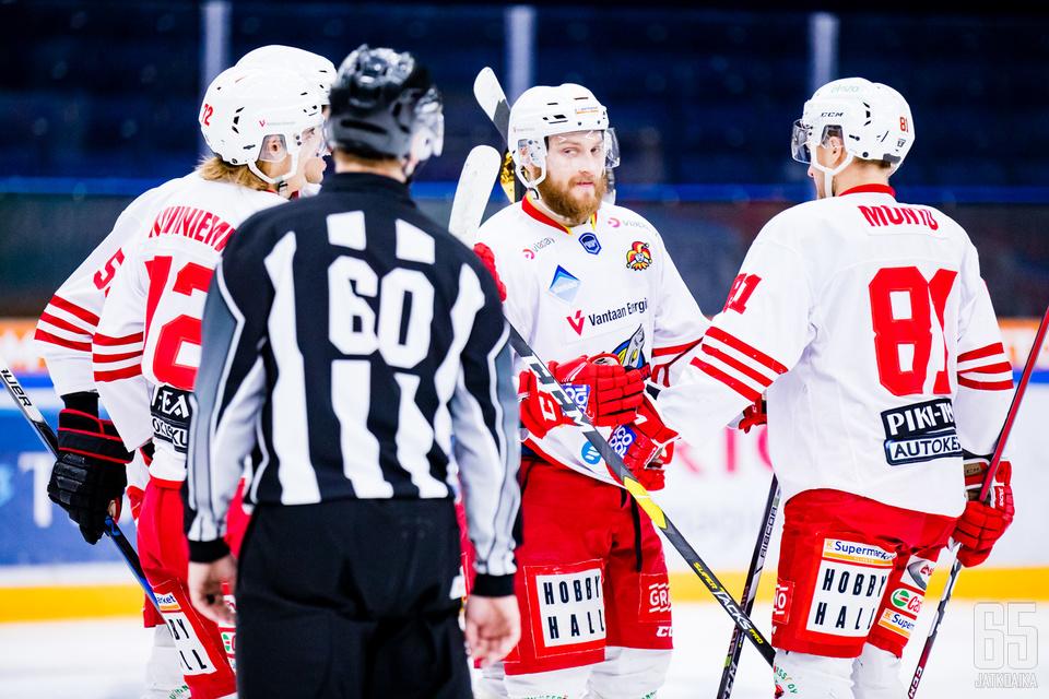 Kiekko-Vantaa saa uuden vahvistuksen hyökkäykseen.
