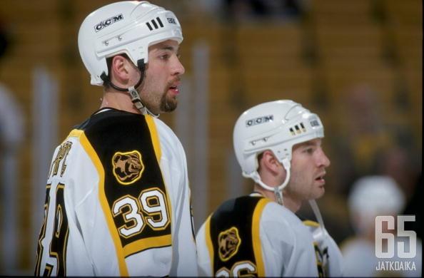 Joel Prpic pelasi 90-luvun lopulla Bostonissa.