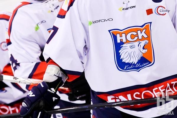 HCK sai kaksi vahvistusta hyökkäyspäähänsä.